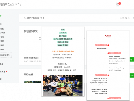 what I've learned from 1200 WeChat posts