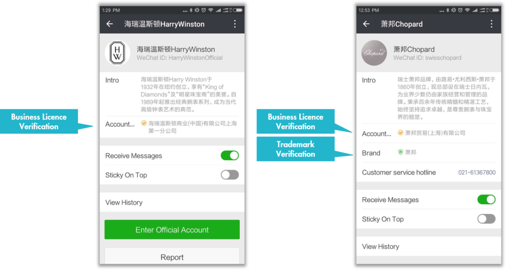 Protecting your brand with trademark registration on WeChat | WeChat